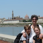 Florence, from across Arno