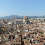 From the top of Palazzo Vecchio