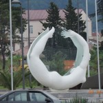 Very nice public art in Batumi