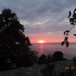 Agios Ioannis: best sunrises of the trip so far